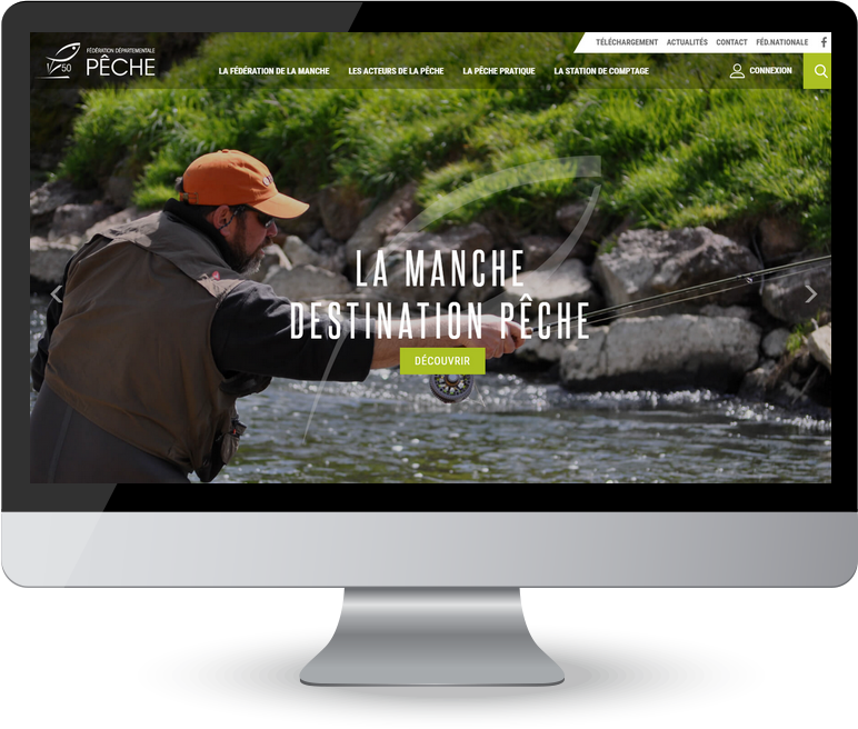 Fédération pêche manche